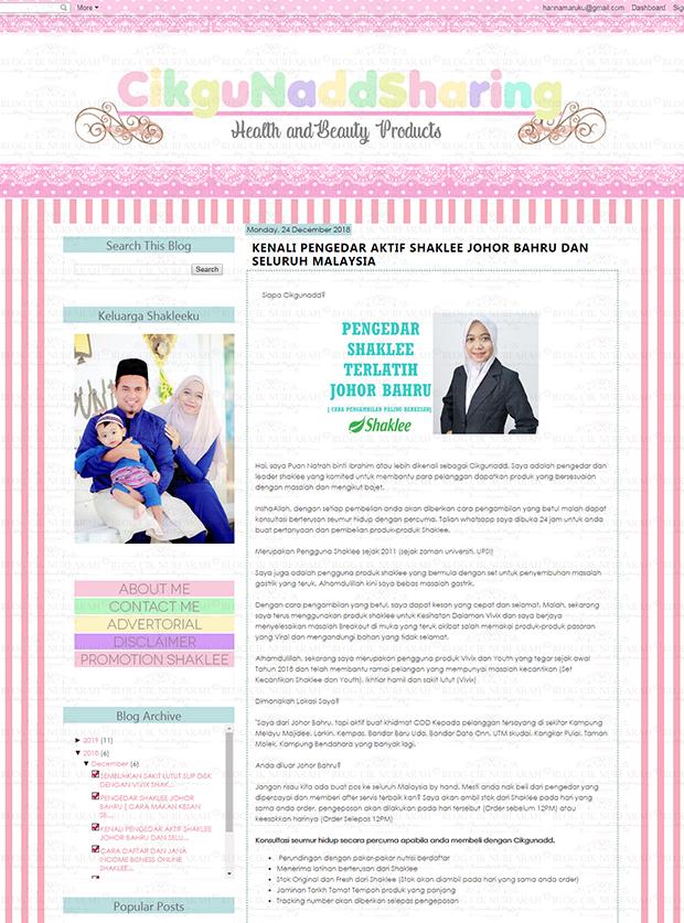Blog Design 91