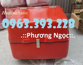 Thùng giao hàng cỡ lớn, thùng chở hàng quần áo, thùng giao hàng nhanh 7e3ebd3793d2748c2dc3