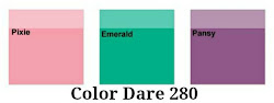 Color Dare #280 - Closes Thur Mar 1st
