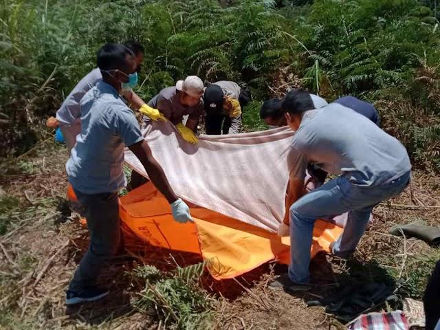 Masyarakat Bener Meriah di Kagetkan Hari Ini Dengan Penemuan Mayat dalam Kebun