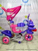 family f9455t sapi bintang suspensi baby tricycle