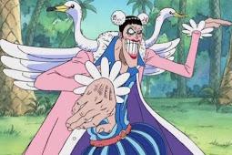 Ternyata 4 Buah Iblis di One Piece Ini Bisa Menirukan Bentuk Tubuh Orang lain