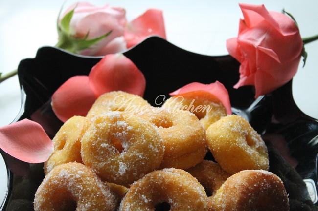 Donut Labu Yang Sedap