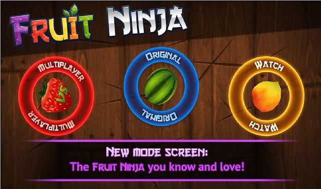 Ninja Fruit Classic