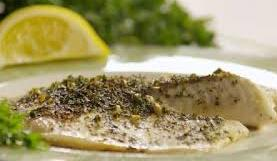 Lemon Garlic Tilapia - foodocon.com
