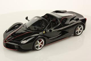 Ferrari LaFerrari Aperta, supercar dengan atap terbuka