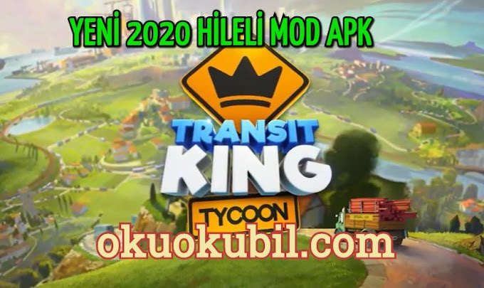 Transit King Tycoon v 3.23 Sınırsız Para Mod Apk İndir 2020
