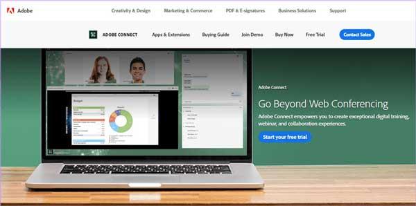 aplikasi rapat online untuk mendukung work from home - WFH