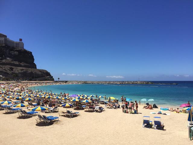 Planlegg en ferie til Gran Canaria