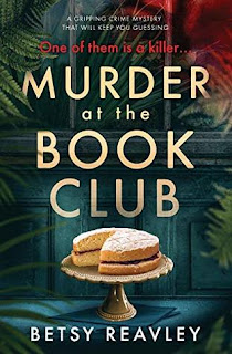Photo of the book cover of Murder at the Book Club by Betsy Reavley