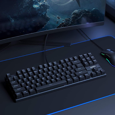 AUKEY Mechanical Gaming Keyboard on SALE