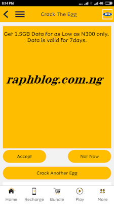 How to Get 1.5GB For Just N300 on MTN Network