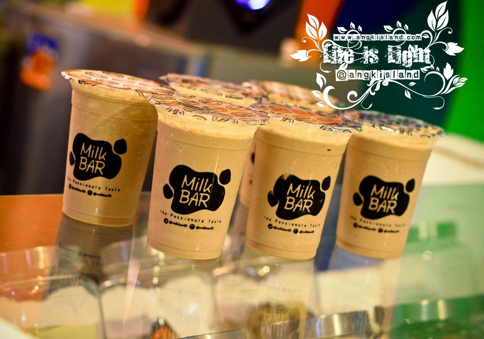 milkshake Milk Bar Indonesia