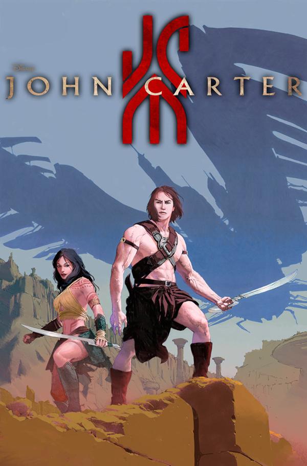 Comic de John Carter
