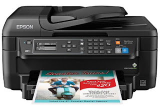 Download Driver Epson WF-2750 Printer
