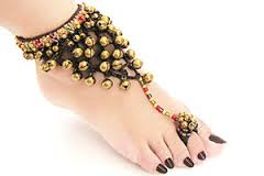 anklets designs with beads in Turkmenistan