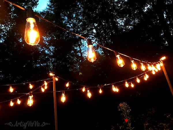 Artsy String Lights : Artsy VaVa