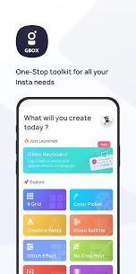 Toolkit for Instagram – Gbox Premium v0.4.1 Mod Apk