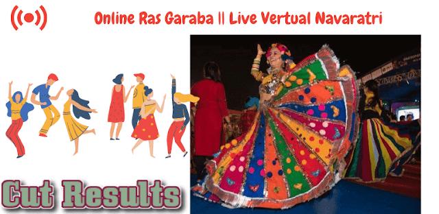 [Live] Online Ras Garaba || Live Vertual Navaratri 2020