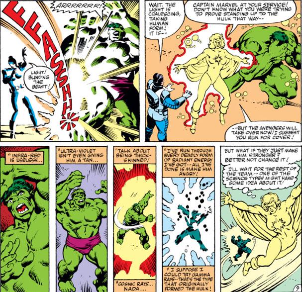 The Peerless Power of Comics!: The Hulk Must Die!