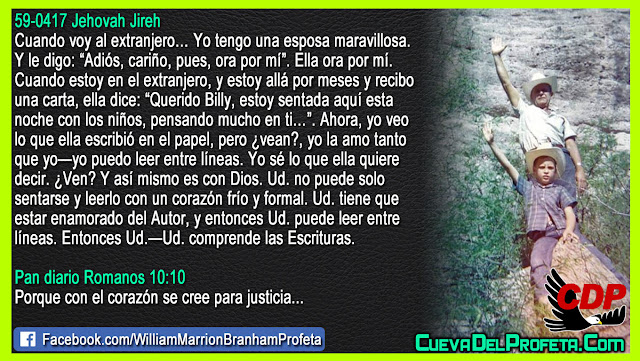 Como entender las escrituras - William Branham en Español