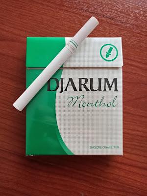 Djarum Menthol Kretek Sigara İncelemesi