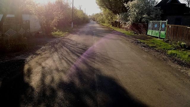 владимировка, новая дорога