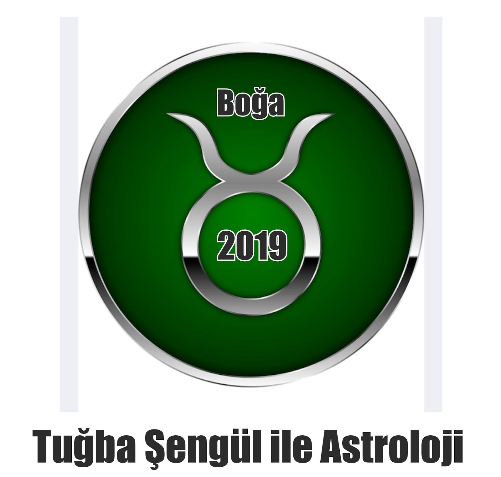 Boğa Burcu 2019 Yıllık Burç Yorumu Tuğba şengül Ile Astroloji