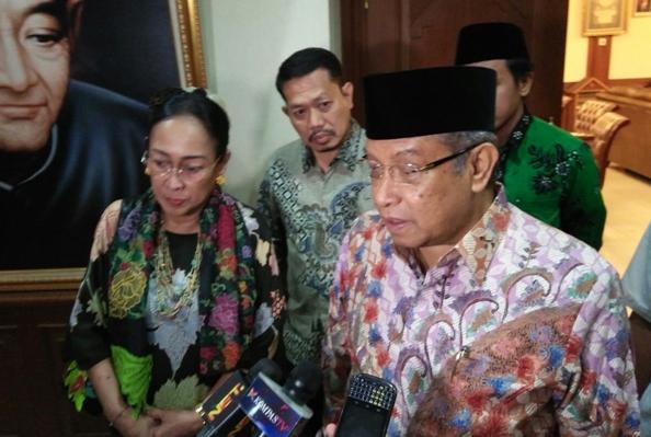 Kyai Said Aqil Siraj: Isu PKI Besar Karena Mendekati Tahun Politik 2019