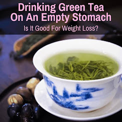The benefits of drinking green tea on an empty stomach every day