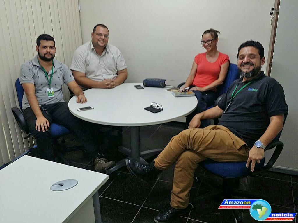Centro de Governo e Pará Rural discutem projetos para o oeste