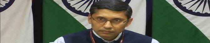Hudson Report Clearly Shows How Pakistan Promoting Terror Activities Against India: MEA