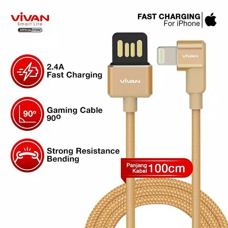 Kabel Data Gamming Iphone by vivan