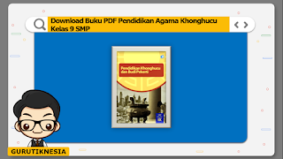download ebook pdf buku digital pendidikan agama khonghucu kelas 9 smp