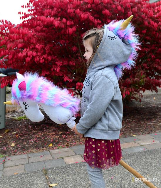 easy unicorn costume diy