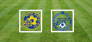 Zenit St. Petersburg vs Maccabi Tel Aviv 24 November 2016, Zenit St. Petersburg vs Maccabi Tel Aviv