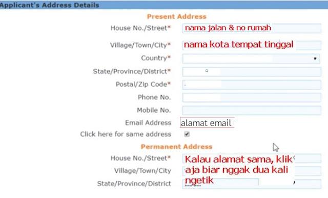 e-visa india online gratis indonesia