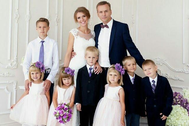 Как живет женщина, рискнувшая и вышедшая замуж за отца-одиночку шести детей
