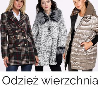 Płaszcze, kurtki damskie