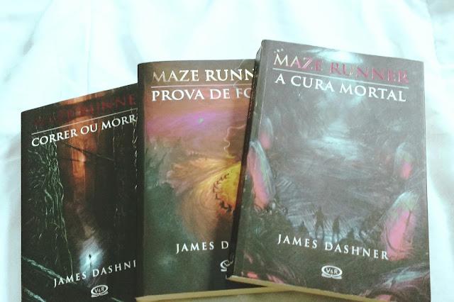 Trilogia Maze Runner