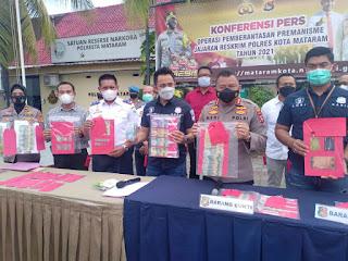 Kapolresta Mataram : Operasi Penindakan Aksi Premanisme Demi Kenyamanan dan Keamanan Masyarakat