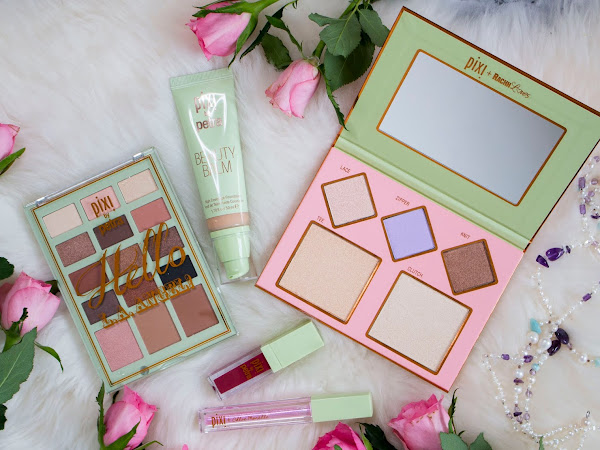 Festtags-Make-up mit Pixi Beauty