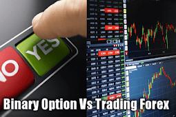 Pengertian Dan Perbedaan Trading Forex Dan Binary Option