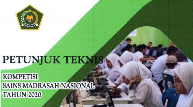 Kisi-kisi dan Petunjuk Teknis (Jukins) KSM Online (KSMO) Tahun 2020