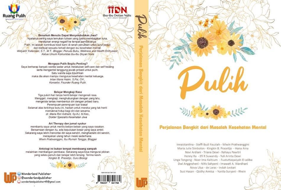 Review dan ulasan Buku Pulih Ibu Ibu Doyan Nulis