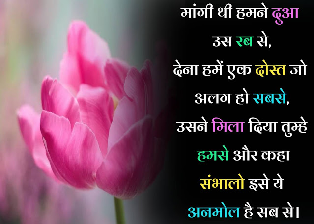 birthday wishes in hindi for friend