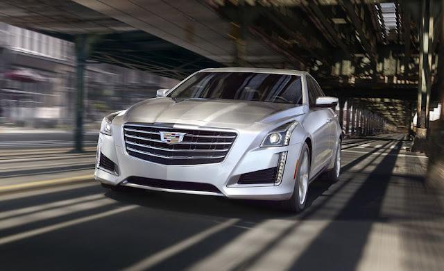 Cadillac CTS 2002-2019