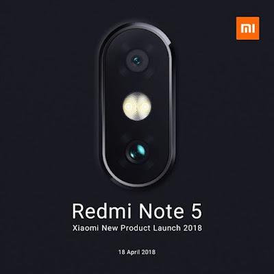 spesifikasi redmi note 5