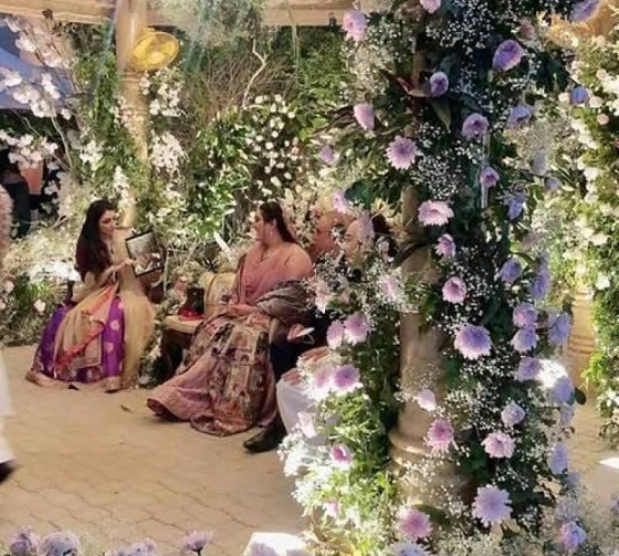 Bakhtawar Bhutto Engagement In Pics 4