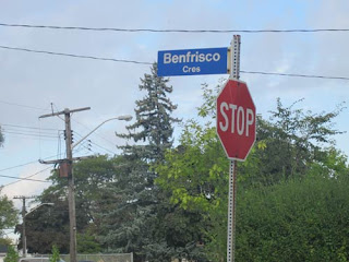 Benfrisco, somewhere in the jungle.